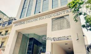 Khách sạn Mường Thanh TP Hà Nội Centre