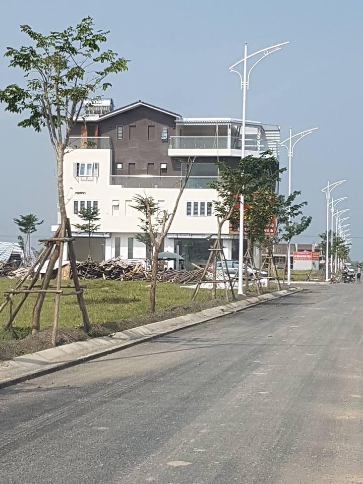Dự án Thanh Hà ngày nay đang có rất nhà nhiều nhà Liền Kề xây dựng